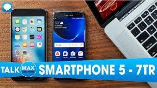 Smartphone đáng mua nhất từ 5 đến 7 triệu cho hè sôi động