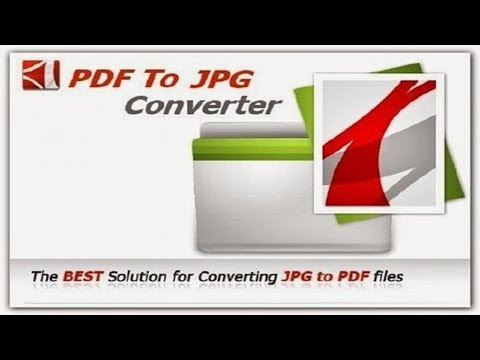 PDF To JPG Convter With Serial Key Free Download