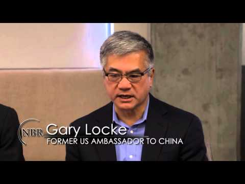 The Future of North America-Asia Energy Trade: Remarks by Amb. Gary Locke