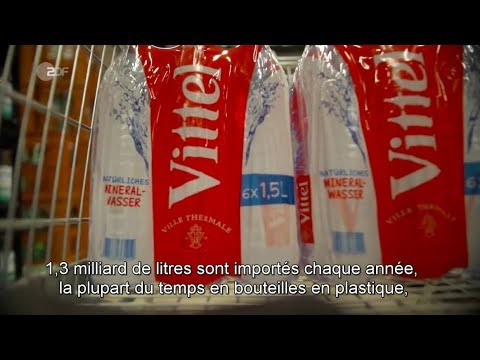 Nestlé waters assoiffe la ville de Vittel : un reportage ZDF (sous titré en français)