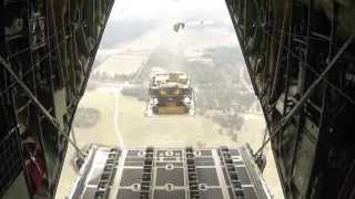 C-130 Airdrops