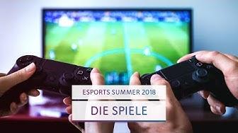 Diese esports-Spiele dominieren das Jahr 2018