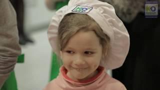 видео кулинарные мастер классы для детей