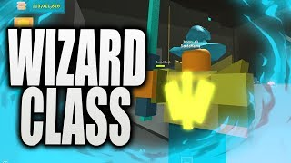 NEW WIZARD UPDATE! NEW DEPTHS ZONE! | Army Control Simulator in ROBLOX | iBeMaine