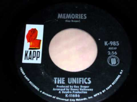 The Unifics - Memories