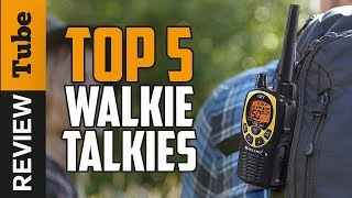 ✅Walkie Talkie: Best Walkie Talkie (Buying Guide)