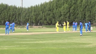 Live from UAE 5th Blind Cricket World Cup 2018 Day 1 Indian vs Australia