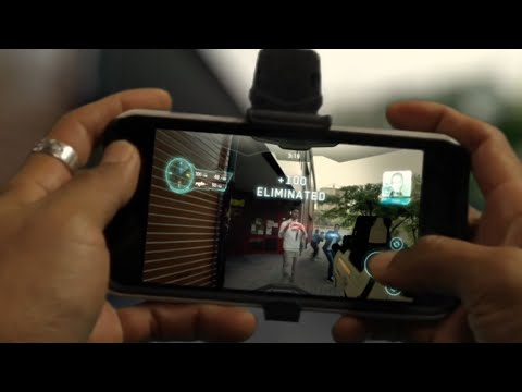 Zombies Everywhere! Augmented Reality Apocalypse for iPhone / iPad Preview