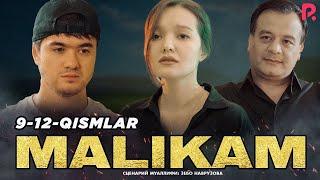 Malikam 9-12-qismlar (milliy Serial) | Маликам 9-12-кисмлар (миллий сериал)