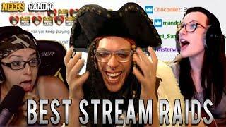Best Stream Raids!