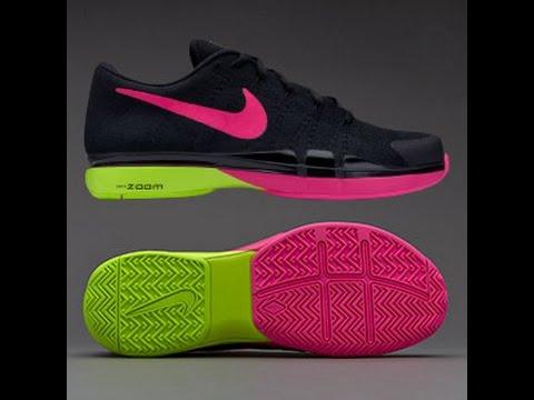 a7034871f10da Federer s U.S. Open Shoes!!! Nike Zoom Vapor Flyknit Review ...
