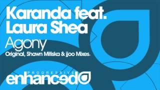 Karanda feat. Laura Shea - Agony (jjoo Remix)