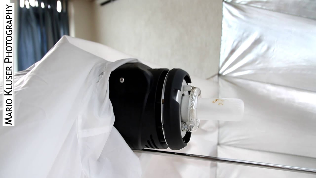 why using a bare bulb flash in a parabolic umbrella youtube