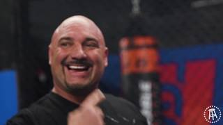We worked out with Jay Glazer and got our Asses Kicked