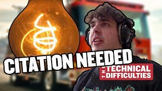 The Centennial Light and Edison the Cheat: Citation Needed 2x03