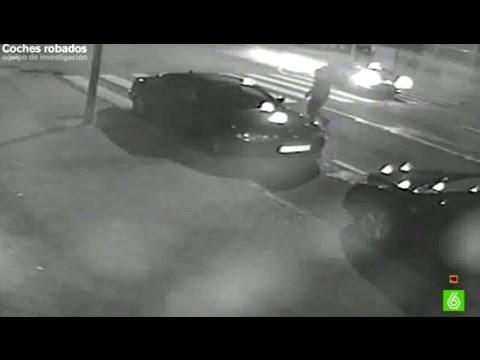 Así es el método que usa la banda de Tódor para robar coches