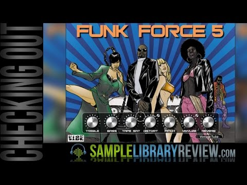 Checking Out Funk Force 5 By VIBE