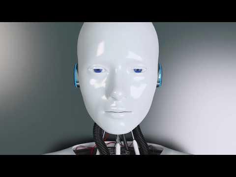 Robot-Proof book trailer