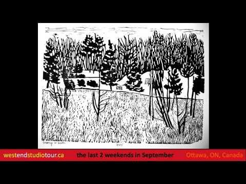 Deidre Hierlihy - Linocut Artist