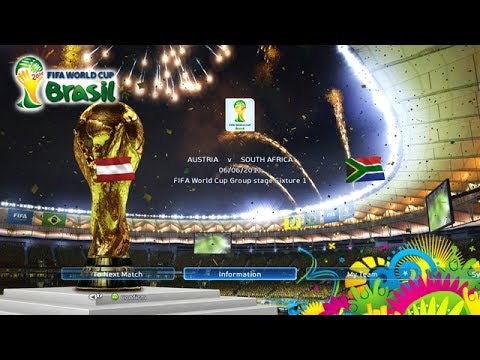 Pro Evolution Soccer 2013 - FIFA World Cup 2014 [DOWNLOAD]