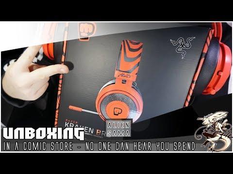 Razer Kraken Pro V2 Pewdiepie Headsets