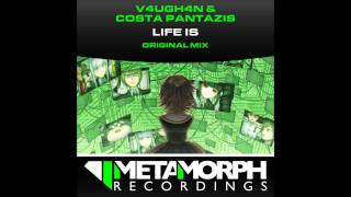 V4UGH4N & Costa Pantazis - Life Is