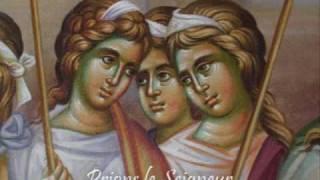 Memorial service - sung by Nana Peradze
