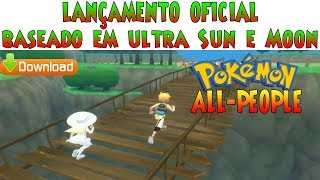 Pokemon Ultra Moon Download Android