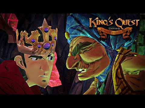King's Quest Chapter 2: Rubble Without A Cause Walkthrough (FULL EPISODE)