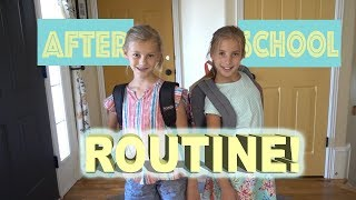 After-School-Routine