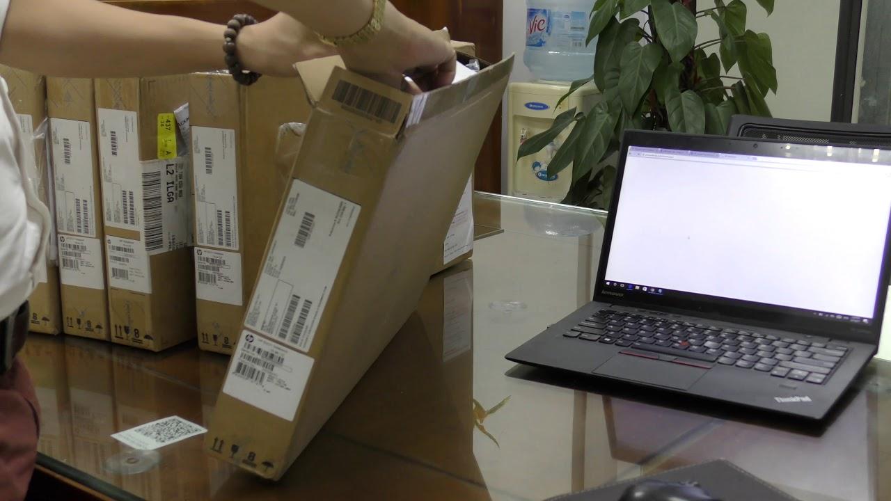 Hướng dẫn kiểm tra bảo hành, cấu hình  Laptop hp chính hãng