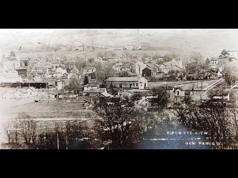 Historic  New  Paris,  Ohio