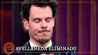 Se va el brillo de MasterChef AVELLANEDA ELIMINADO  MasterChef Celebrity 4