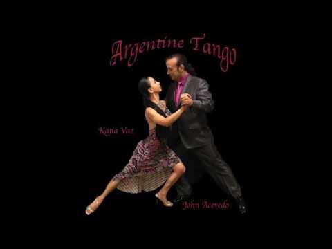 """Argentine Tango """"Por Una Cabeza""""-- Katia Vaz & John Acevedo"""