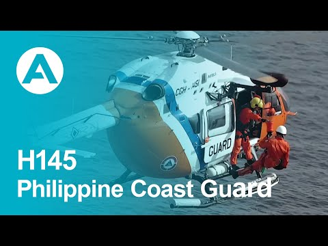 H145 - Philippine Coast Guard