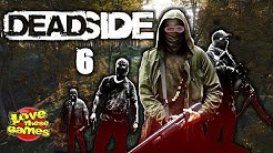 🎒 DEADSIDE 🎒 - 6 - Auf zur Militärbasis !! - Survival - 2020 - PVP - deutsch - Live Stream - EA