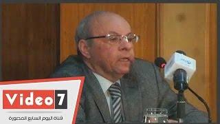 وحيد عبد المجيد: بطرس غالى صاحب الفضل الاول لاهتمام الامم المتحدة الان بقضايا البيئة