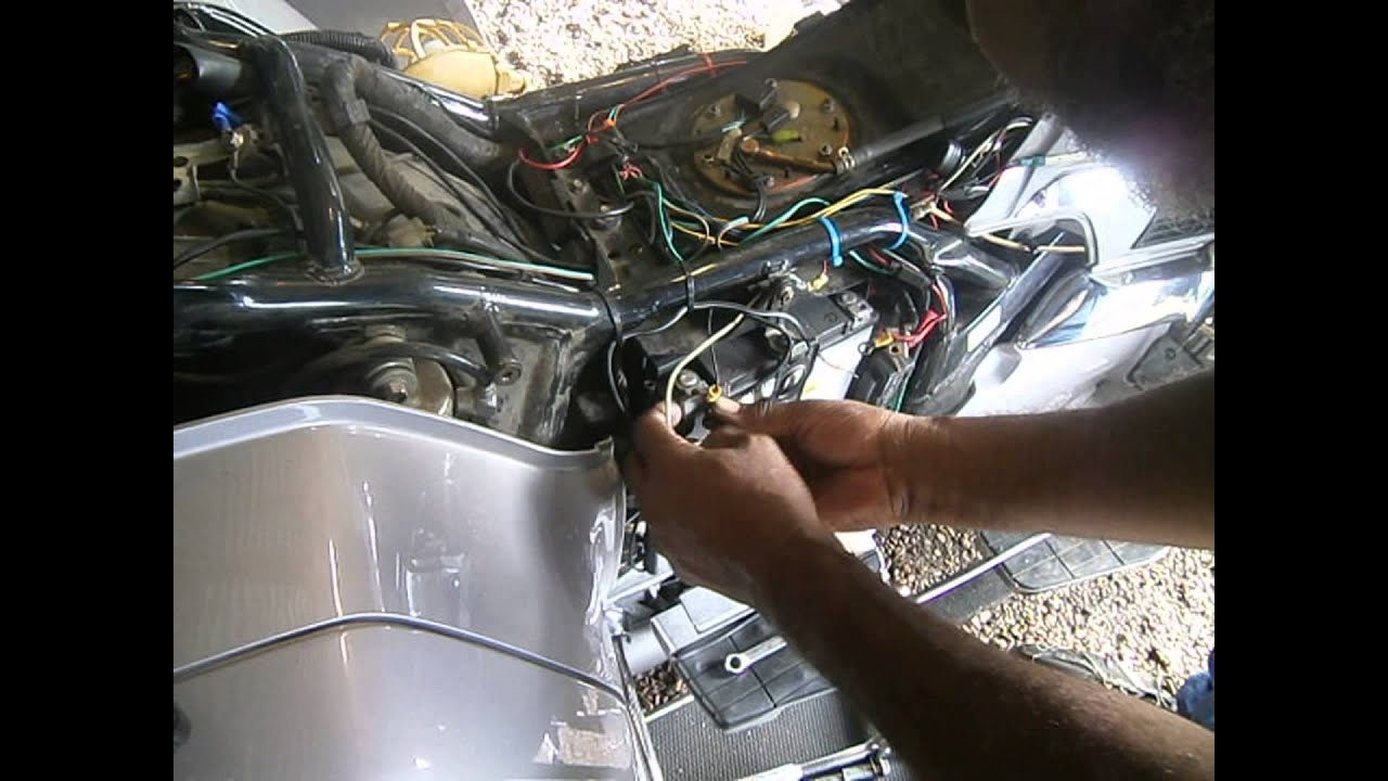motorcycle alternator on a honda 1500 goldwing naturalhair makeup [ 1280 x 720 Pixel ]