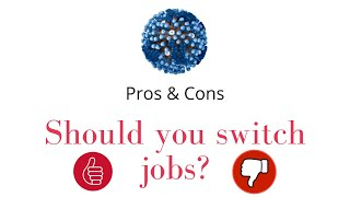 Should you switch jobs during the covid19 pandemic? Coronavirus impacts on employment