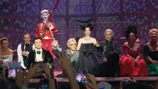 2018.10.21法國音樂劇《搖滾莫札特》末場謝幕+粉絲應援大合唱(附歌詞字幕) Mozart L'opéra rock in Taipei(Final)–curtain call(Part2/2)