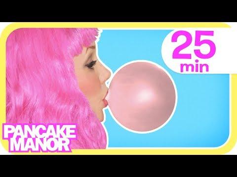 Pink +  more songs and nursery rhymes for kids | Pancake Manor