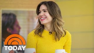 Mandy Moore: My Parents Text Me About My This Is Us Character | TODAY