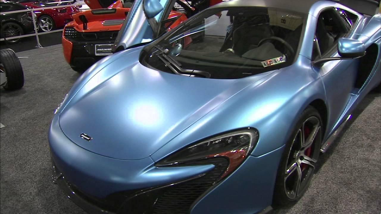 Philadelphia Auto Show EKEY Preview YouTube - When is the philadelphia car show