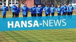 Hansa-News vor dem 26. Spieltag