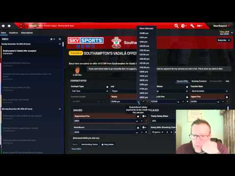 Football Manager 2015 (PC) Southampton FC #1
