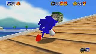 Sonic Adventure 64 (Demo Hack) - Nintendo 64 - Walkthrough (Completed)