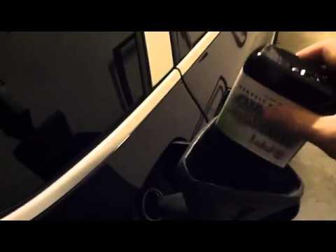 Очиститель топливной системы MPG MAX PRO от FFI на Porsche Cayenne