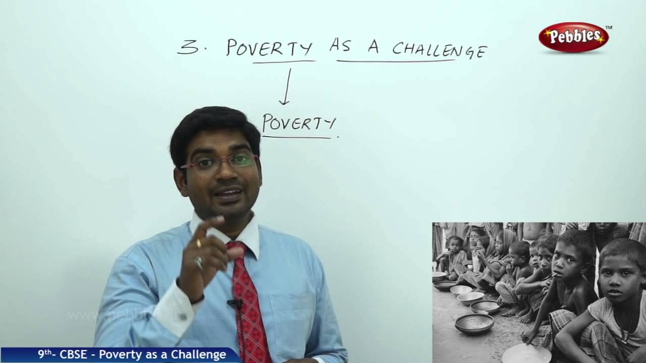 poverty as a challenge class 9 notes pdf