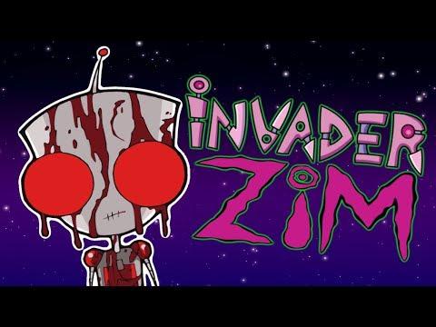 Invader Zim: Mystery of Bloody Gir