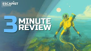 In Other Waters | Review in 3 Minutes (Video Game Video Review)